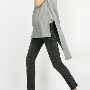 Zara Skinny maternity jeans size L 4144